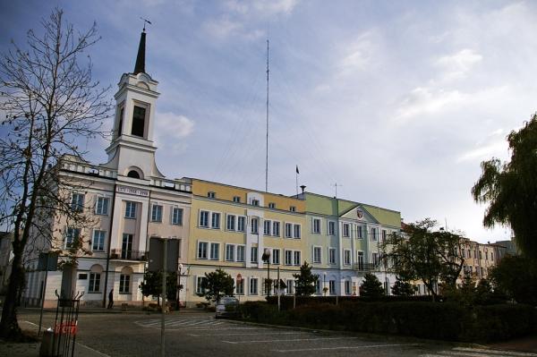 Ratusz Ostrołęka